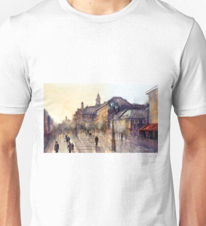 Square Jaques Cartier. Montreal. Quebec Unisex T-Shirt