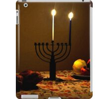 First Candle iPad Case/Skin