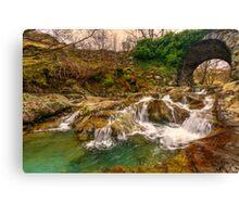 Lakeland Stream  Canvas Print