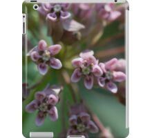HDR Composite - Multiple Exposure Ghosting of Milkweed 2 iPad Case/Skin