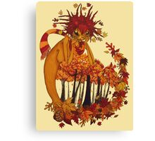 Autumn Spirit Canvas Print