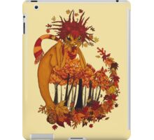 Autumn Spirit iPad Case/Skin