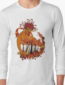Autumn Spirit Long Sleeve T-Shirt