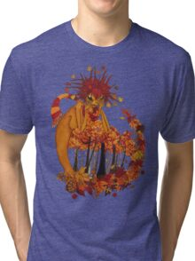 Autumn Spirit Tri-blend T-Shirt