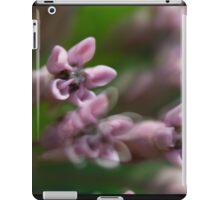 HDR Composite - Multiple Exposure Ghosting of Milkweed 3 iPad Case/Skin