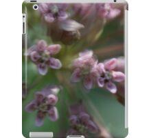 HDR Composite - Multiple Exposure Ghosting of Milkweed iPad Case/Skin