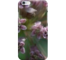 HDR Composite - Multiple Exposure Ghosting of Milkweed iPhone Case/Skin