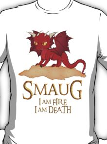 Smaug The Dragon T-Shirt
