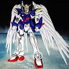 Wing Zero by darkbluesign