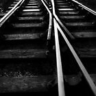 Rail Track Direction by ragman