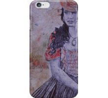 Katherine Petrova Pierce  iPhone Case/Skin