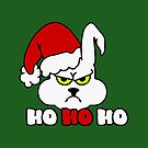 HoHoHo - Bunny, the grumpy X-Mas Temp VRS2 by vivendulies