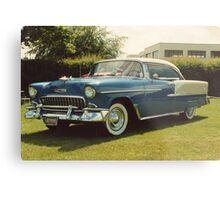 50s Car Metal Print