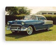 50s Car Canvas Print