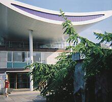 Loughborough University - Edward Herbert Building by Maksim Lazarenko