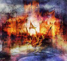 Glory and Fall IV by Stefano Popovski