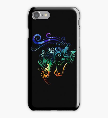 Inked Horse iPhone Case/Skin