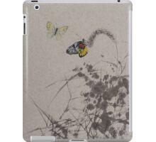 Butterfly v2 iPad Case/Skin