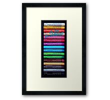 Oh, the possibilities! Framed Print