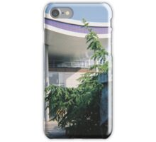 Loughborough University - Edward Herbert Building iPhone Case/Skin