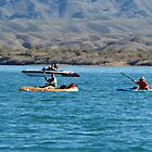 Kayaking Lake Havsasu by tvlgoddess