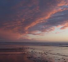 Saunton Sands North Devon A by Mark Langworthy