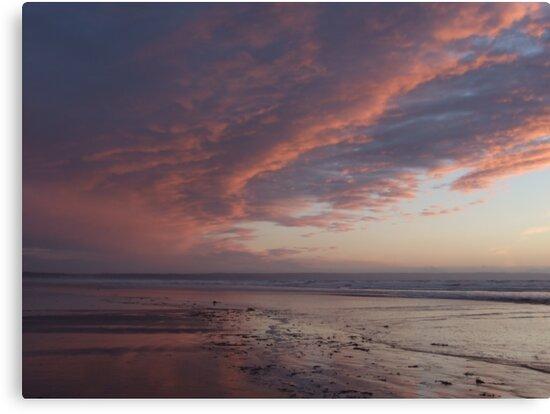 Saunton Sands North Devon A by Mark Langworthy