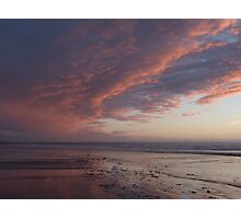 Saunton Sands North Devon A Photographic Print