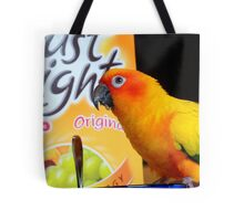 Did You Get It All This Morning! - Sun Conure - NZ Tote Bag