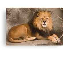 Benevolent Ruler Canvas Print