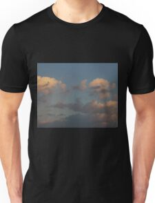 HDR Composite - Pastel Clouds at Sunset 2 Unisex T-Shirt