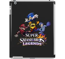 Super Smash Soccer iPad Case/Skin