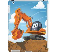 Digger iPad Case/Skin
