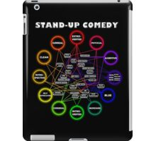 Comedy Chart iPad Case/Skin