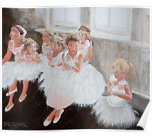 The Ballerinas Poster