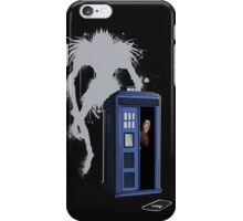 The doctor's new Moment - Light iPhone Case/Skin