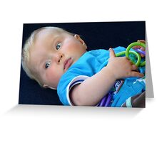 The Art Of Miniature Adults - Liam - Southland Greeting Card