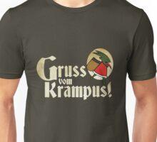 Gruss vom Krampus! Unisex T-Shirt