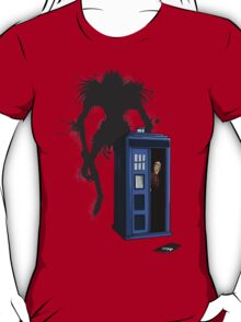 The doctor's new Moment - Dark T-Shirt