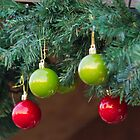Christmas decorations by spetenfia