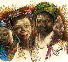 Africa's Untapped Natural Resources  by julieannart