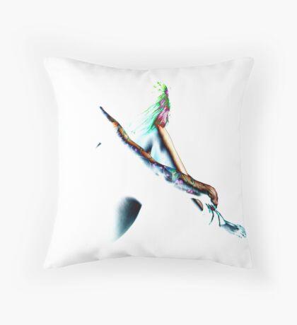 Courtney#01 Throw Pillow