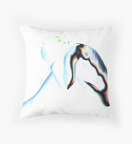 Courtney#02 Throw Pillow