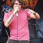 Anthony Green  - Circa Survive by josha413