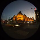 Flinders Fish eye by josha413