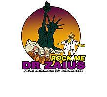 Rock Me Dr Zaius Photographic Print