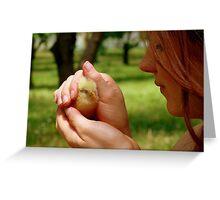 Ohh.. So Precious... - Baby Chick - NZ Greeting Card