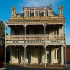 Imperial Hotel, Castlemaine, Victoria by DavidsArt