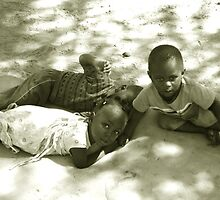 Children of the Land by J.L. Calder