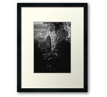 CHATEAU DE FORCALQUEIRET 3 Framed Print